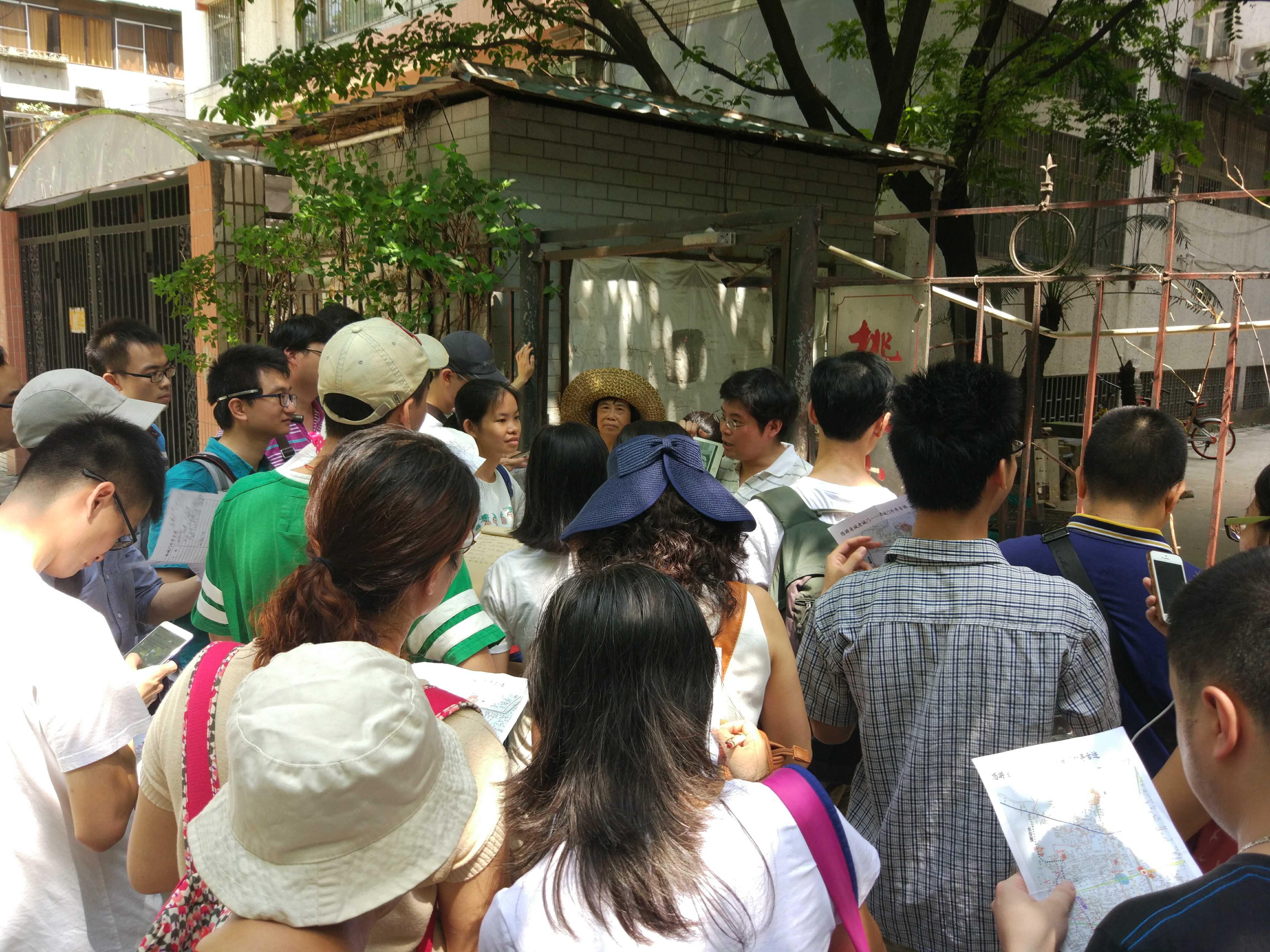 8月:悠游省城老城门——西城门外古迹寻踪