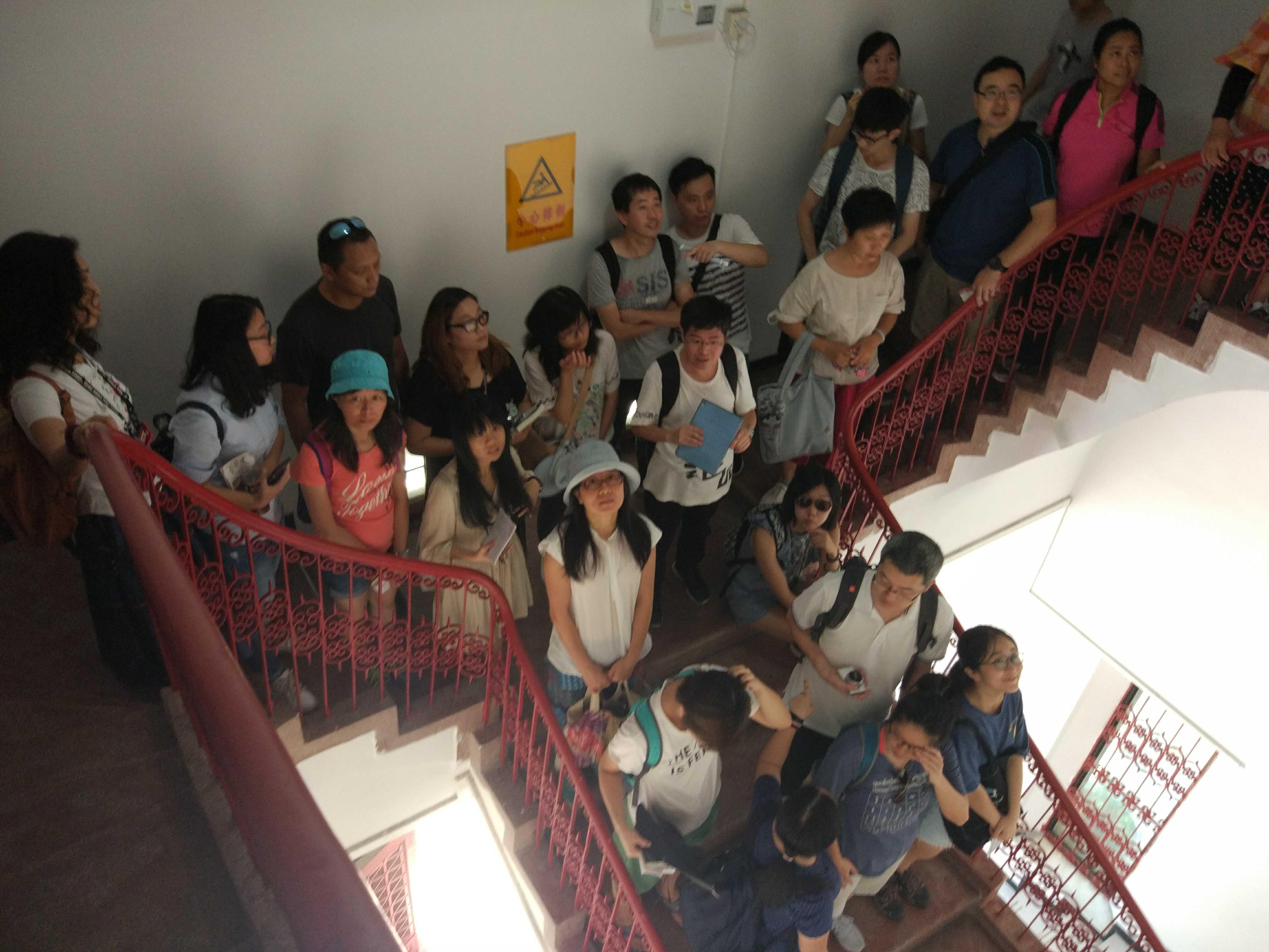 9月:悠游省城老城门——北城墙上粤秀层楼