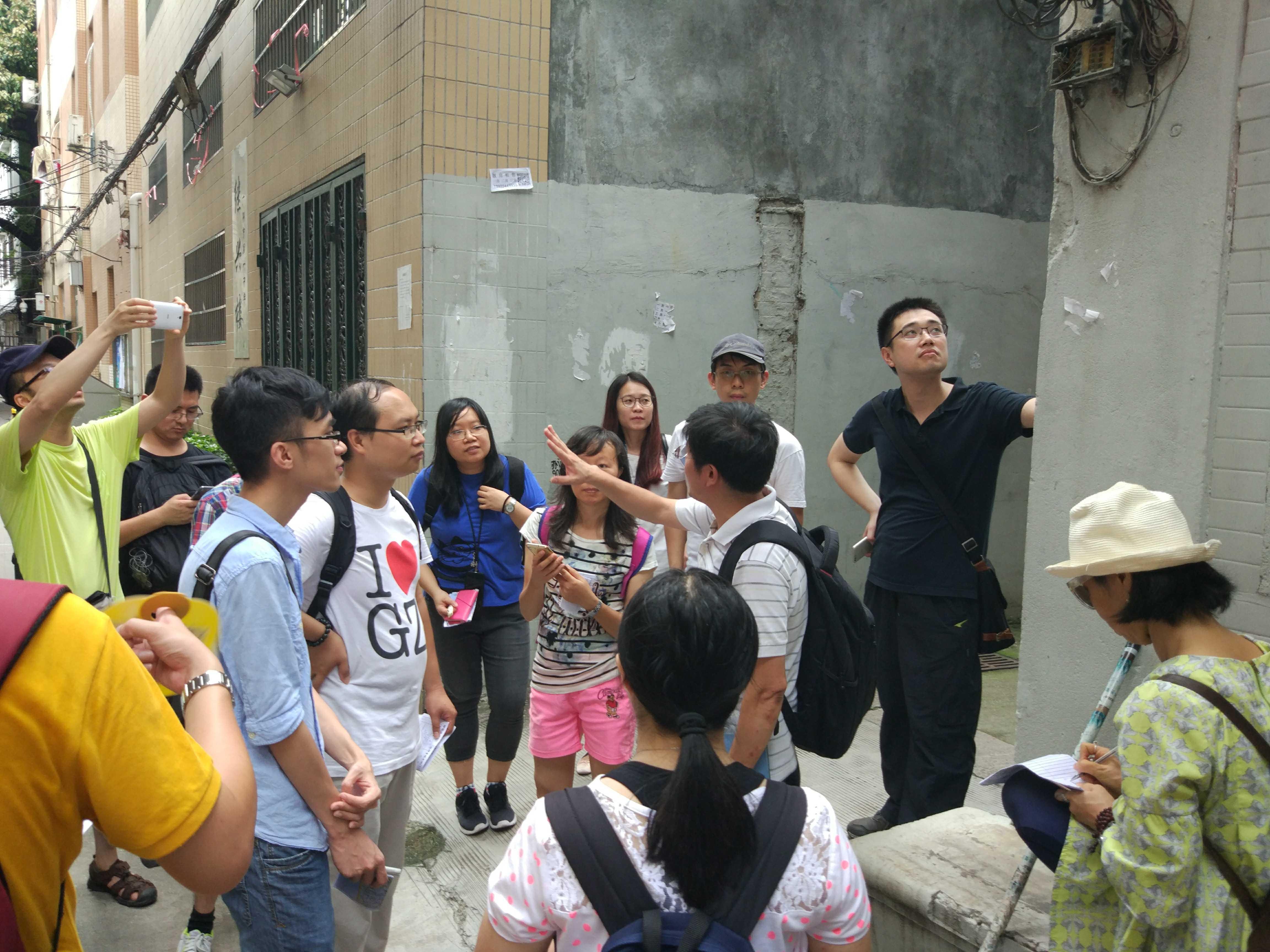 7月:悠游省城老城门——旧时的南门到海皮