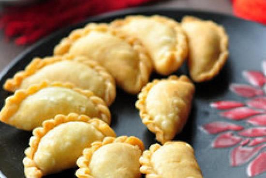 广州过节传统小吃炸油角的由来