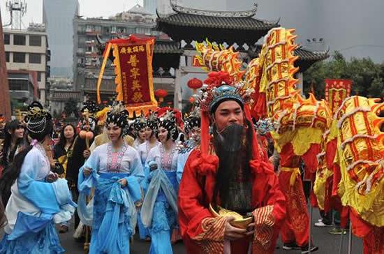 2018年广州广府庙会即将在元宵节开锣