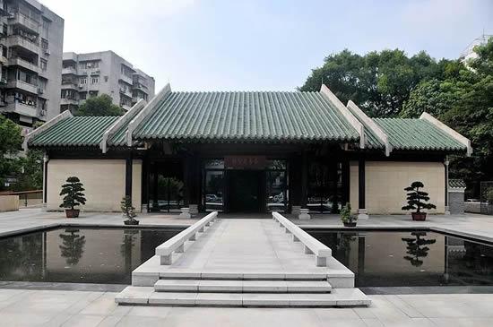 广州南粤先贤馆2月8日实现全面对外开放