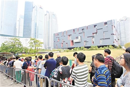 2018年春节广州过文化年喜欢逛博物馆