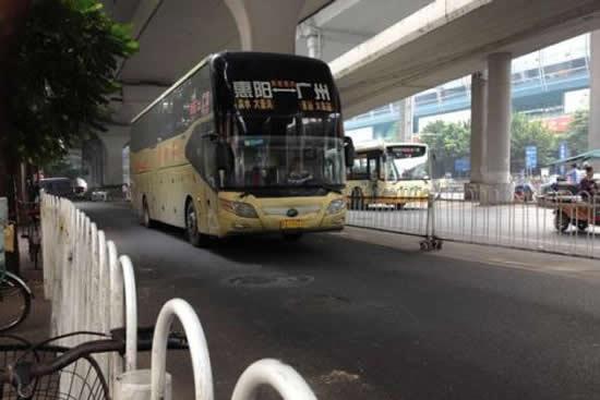 广州省汽车站启动24小时营运模式应对春运
