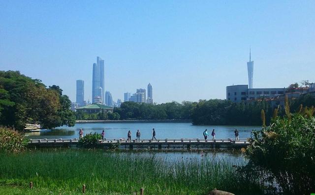 国庆长假留在广州有啥游?这42个免费景色总有适合你的