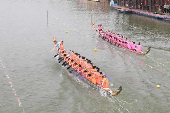 海珠湿地悠久的龙舟文化你知多少?