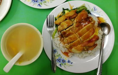西门口专题,西门口美食介绍,各式美食,绿竹茶餐厅