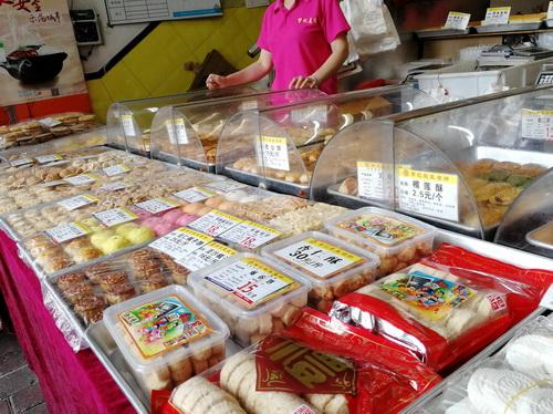 西门口专题,西门口美食介绍,各式美食,广式糕饼,广州手信