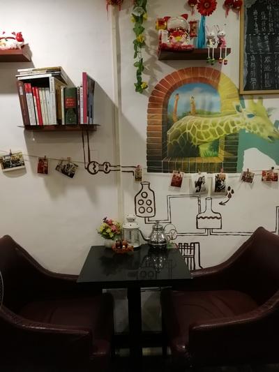 西门口有什么好玩,有哪些地方适合周末去的,0386cafe,广州悠闲好去处