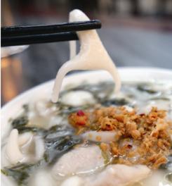 广州街坊心水美食,老西关濑粉,老广味道,平靓正美食