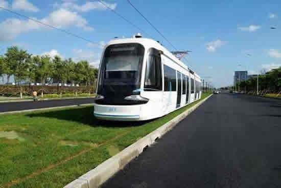 里水将建有轨电车未来到广州可以一站换乘