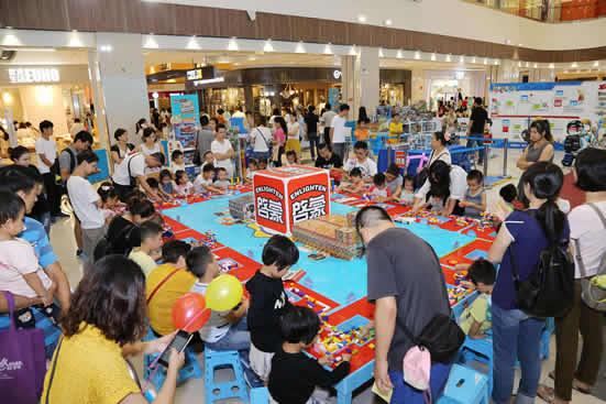 2018年广州国际玩具展在保利世贸博览馆举行