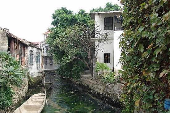 广州小洲村的蚝壳屋历史你知多少?