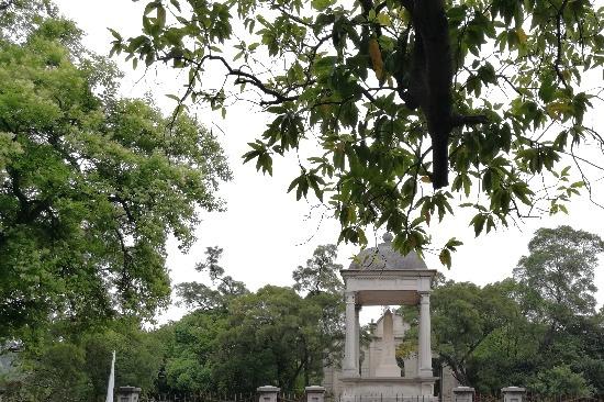 广州黄埔军校旧址纪念馆开展清明寻访追思活动