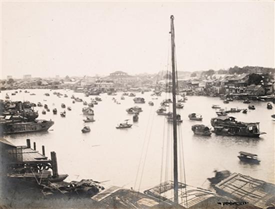 广州两百年前珠江上疍家人生活揭秘