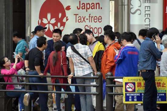 2019年年去日本旅游要交旅客税了!