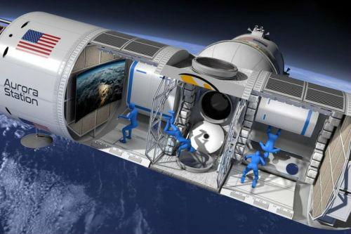 美国一家航天企业宣布首家豪华太空酒店2022年开业