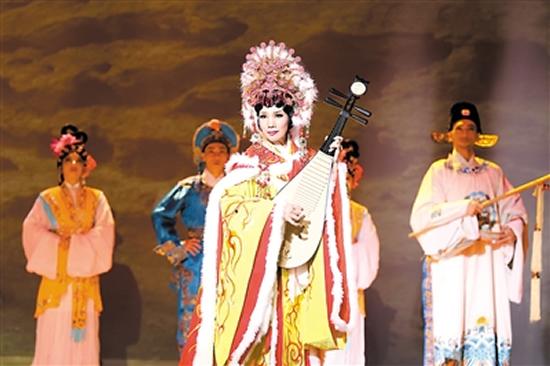 广州举办第八届艺术节·戏剧2018媒体吹风会