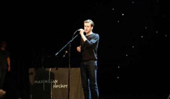 麦斯米兰将于月底在友谊剧院举办《寂静如海》演唱会