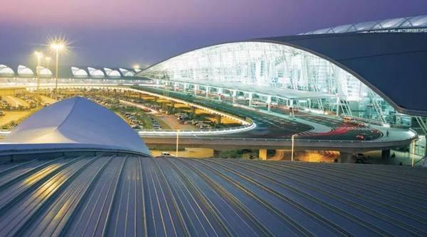 广州白云机场2号航站楼即将投入启用