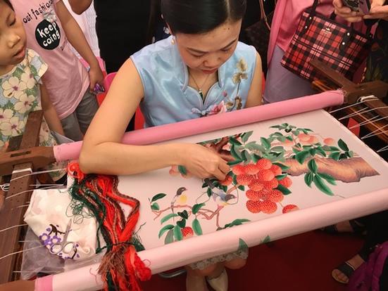 广州4月14举办女性匠心创意手工作品展