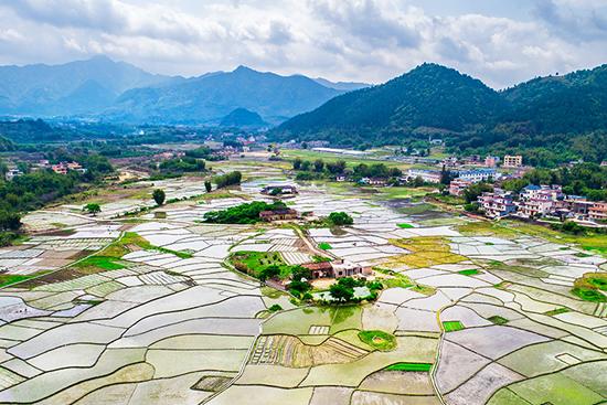 广州首个特色小镇北部吕田镇一日游攻略