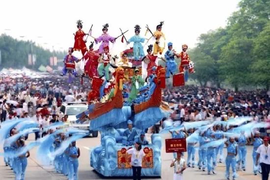 2018年广州番禺区第六届民俗文化节在沙湾镇启动