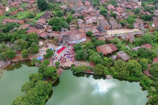 广州一日游到增城800米古驿道体验岭南文化