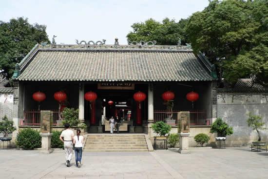 广州九大古驿道遗址你走过几个?