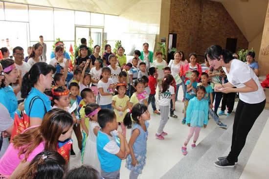 广州多所中学举办大型科普阅读马拉松活动