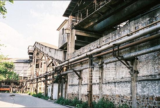 广州番禺沙湾紫坭糖将打造成为艺术创意园区
