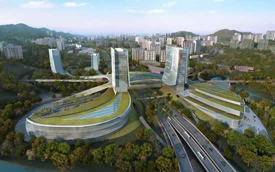 广州未来致力于生态廊道的建设