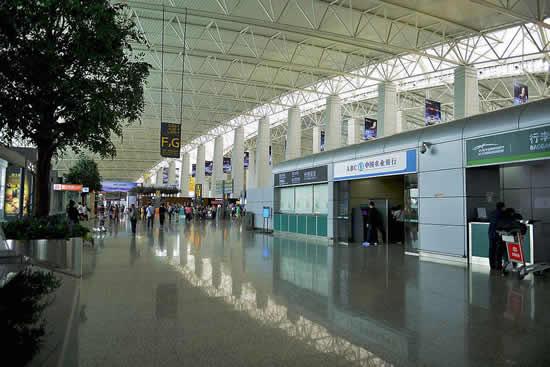 广州白云机场即将实行144小时过境免签政策