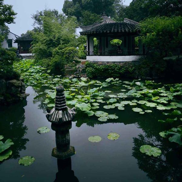 (下)春夏来看江南园林和岭南园林吧!