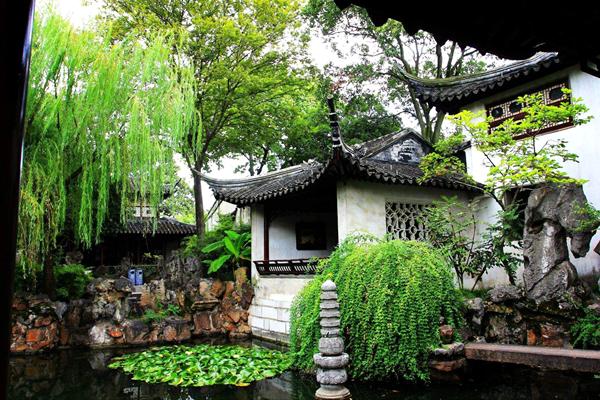 探究小分队 为啥江南与岭南的园林不一样?