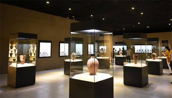 广州博物馆成了家长们小长假遛娃的好去处