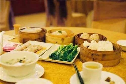 广州人最爱的早茶点心你吃过多少?