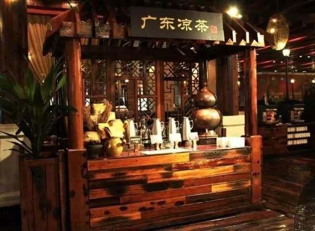 广州值得推荐的网红茶楼你知多少?