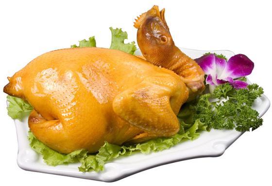 来尝一尝广州美食客家盐焗鸡吧!