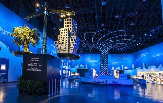 广东省广州市多家博物馆首次夜间对外开放