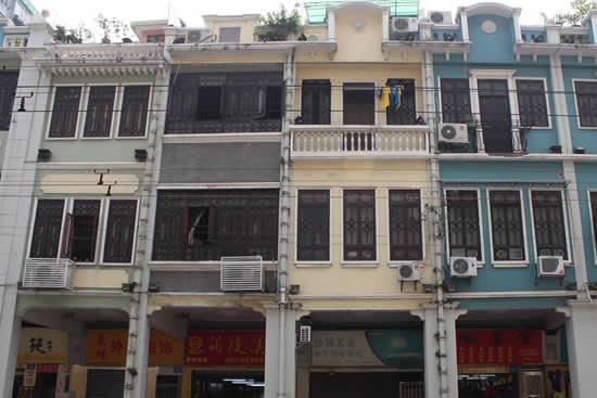 广州计划对北京路等60条道路纳入骑楼街保护范围
