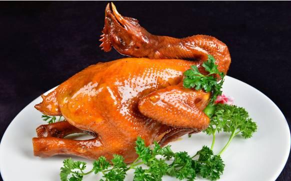 广州香格里拉大酒店总厨教你做正宗的豉油鸡