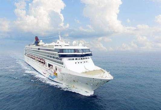 2018年第一季度广州南沙邮轮旅游人次首次居全国第二