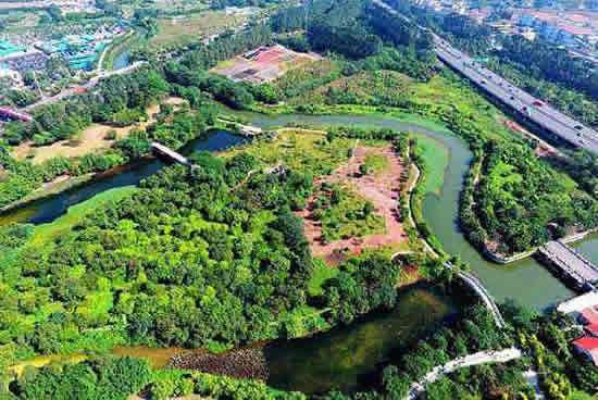 海珠国家湿地公园的前身万亩果园历史知多少?