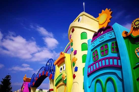 广州市儿童公园将于6月1日举办动漫嘉年华活动