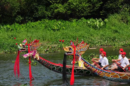 广州2018年龙舟活动将于6月9日陆续开锣