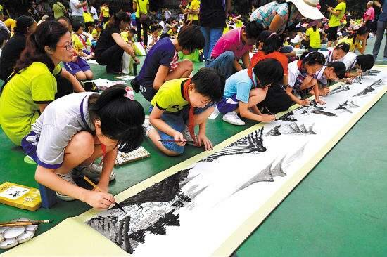 广州市香凝纪念学校举办何香凝先生诞辰140周年纪念活动