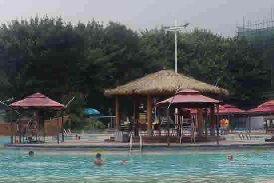 广州西郊游泳场午夜场5月25日正式提前对外开放