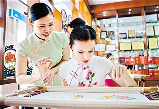 第一批国家传统工艺振兴目录广州6个项目入选