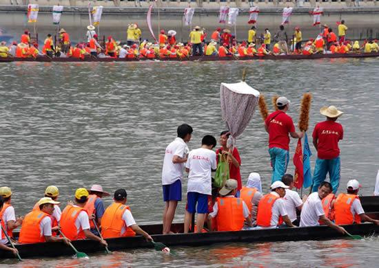 广州2018年龙舟活动安保工作已经全面启动